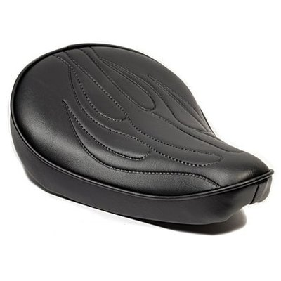 solo seat small flamed