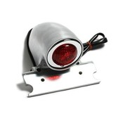 Sparto Taillight Polished Aluminum
