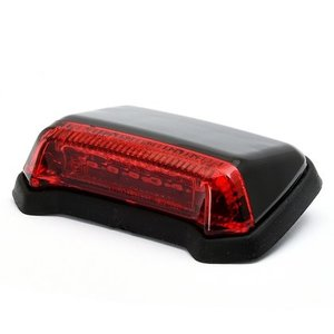 Super Flat Taillight Black
