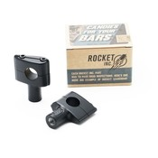 "ROCKET INC 2"" Risers ROCKET INC. Halgrim 25,4 mm (1"")Black"