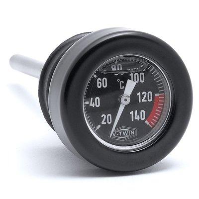 Dock 66 Oliepeilstok met temperatuurmeter Harley-Davidson