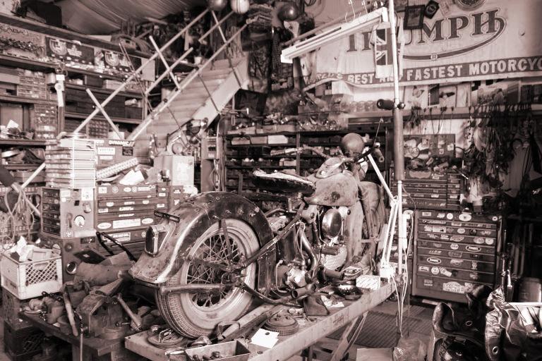Motoronderdelen en accessoires voor motorfietsen en Uw onderdelen op maat, onze ervaring en veel tevreden klanten banner 1