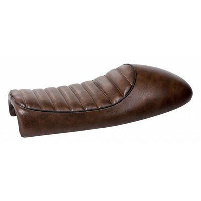 Tuck N' Roll Cafe Racer Seat Brown