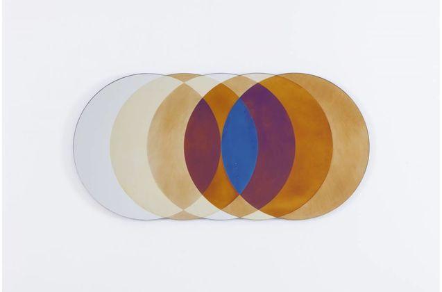 Lex Pott & David Derksen Large Transience Mirror Circle