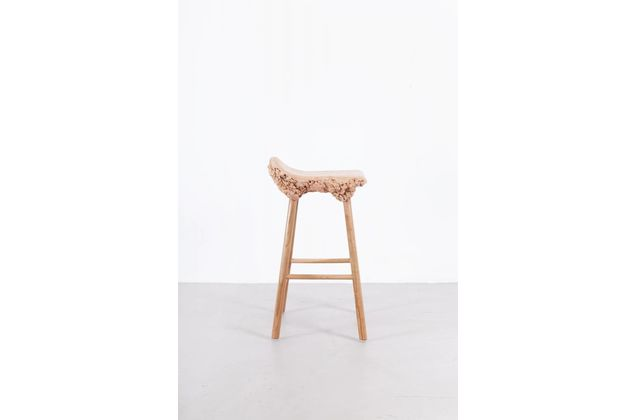 Marjan van Aubel & James Shaw Well Proven Stool Medium