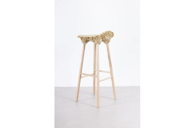 Marjan van Aubel & James Shaw Well Proven Stool Large
