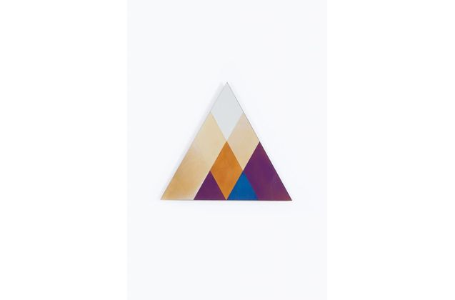Lex Pott & David Derksen Transience Mirror Triangle