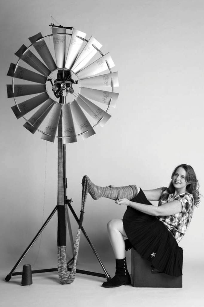 Merel Karhof Windworks project