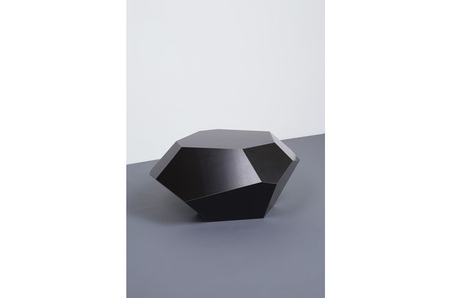 Aad Kruiswijk Mineralism sculpture dark brown