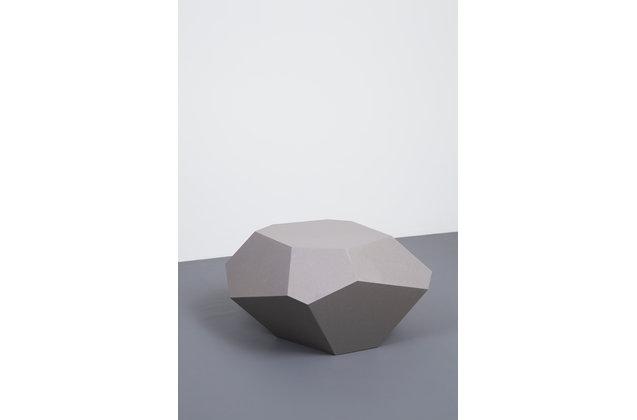 Aad Kruiswijk Mineralism sculpture concrete grey