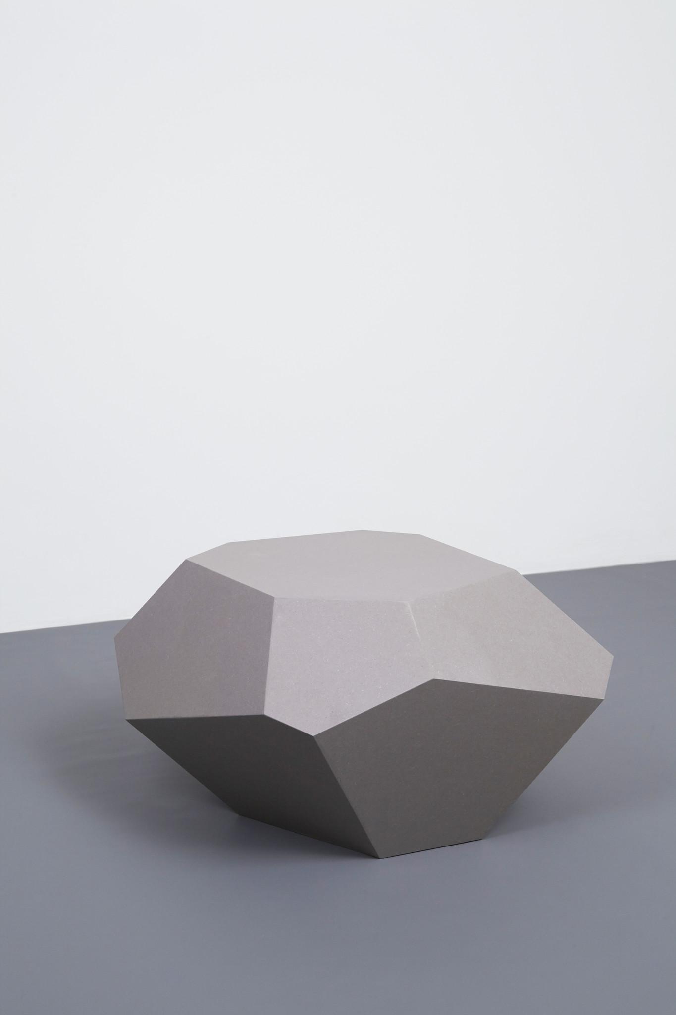 Mineralism sculpture