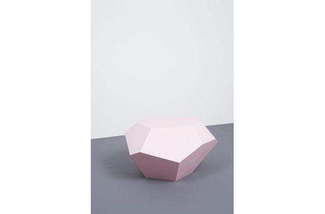 Aad Kruiswijk Mineralism sculpture pink