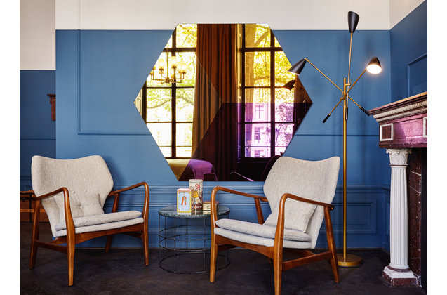 Lex Pott & David Derksen Bespoke Transience Mirror