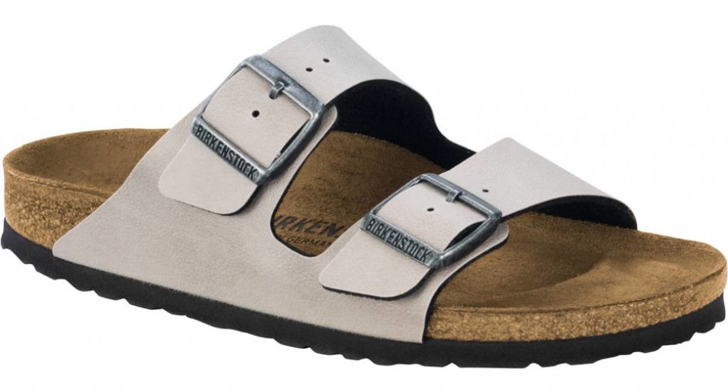 Birkenstock Arizona pull up stone