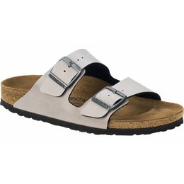 Birkenstock Arizona pull up stone 36
