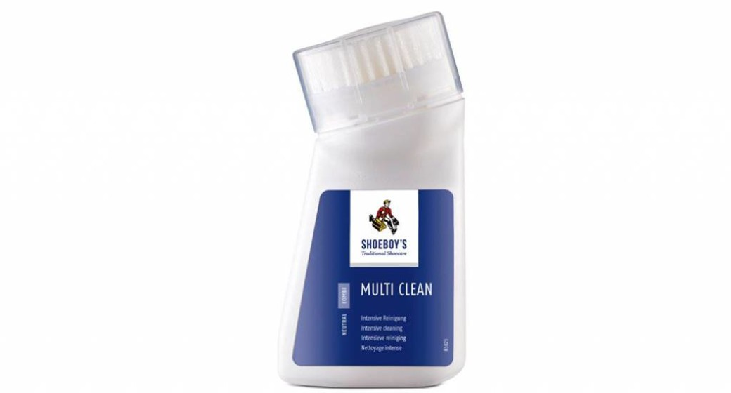 Multi clean - voetbed reiniging
