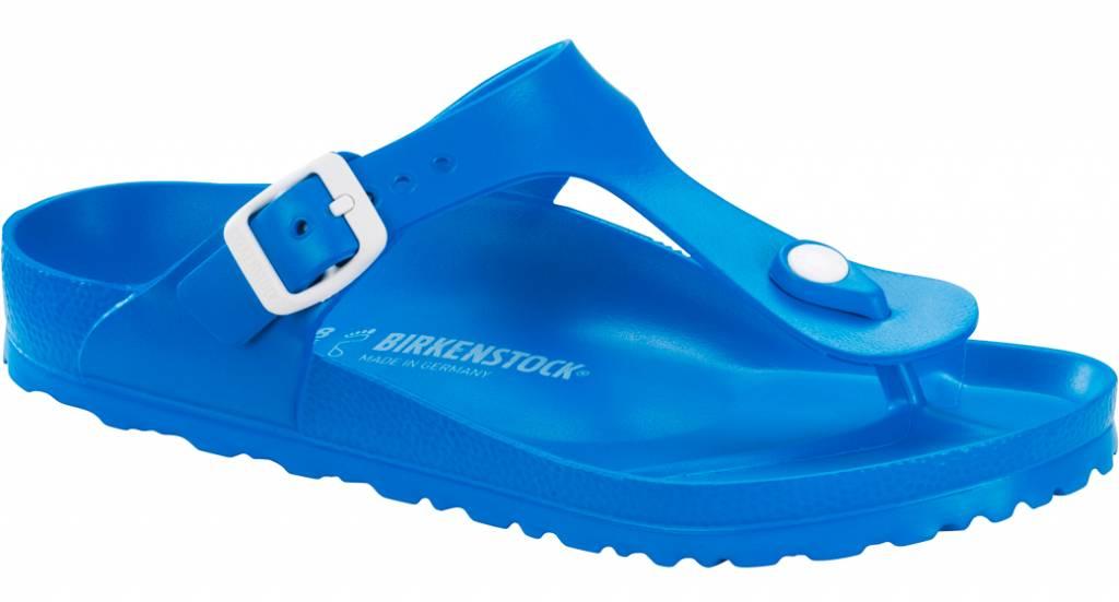 76a4c4c3439 Birkenstock Gizeh eva scuba blue - The Sandalsshop
