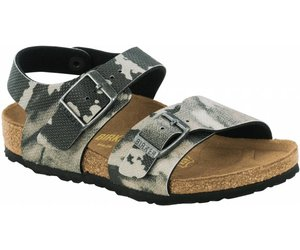 1e07ff7c1811 Birkenstock New york kids camo gray - The Sandalsshop