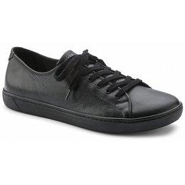 Birkenstock Arran men's black leather in 2 widths