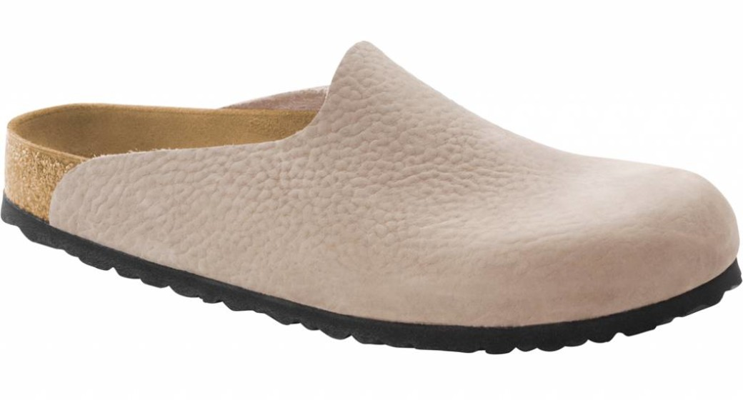 Birkenstock Amsterdam taupe leather 44