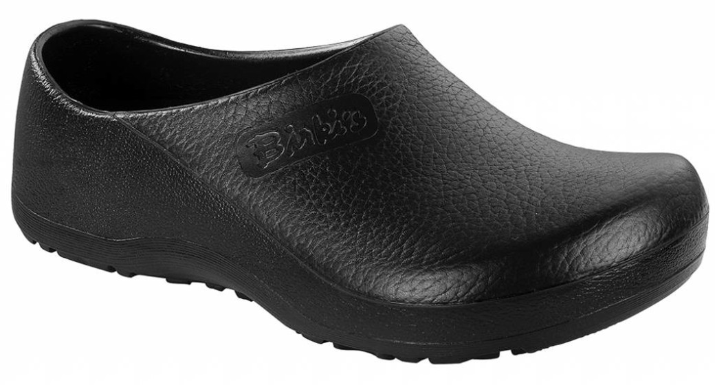 Birkenstock Profi Birki black for wide feet