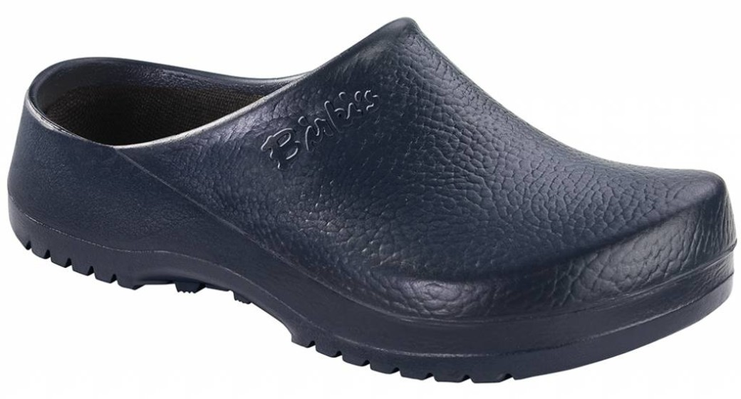Birkenstock Super Birki blue for wide feet