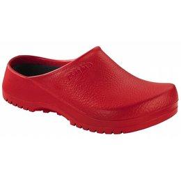 Birkenstock Super Birki rood voor brede voet