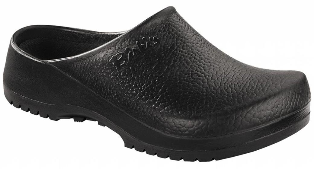 Birkenstock Super Birki zwart voor brede voet