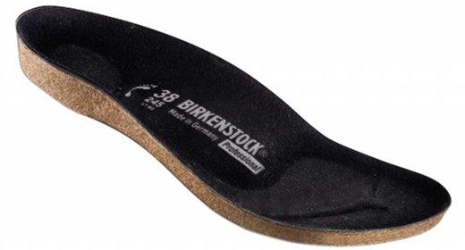 Birkenstock Super Birki inlegzool voor brede voet