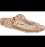 Birkenstock Birkenstock Gizeh mermaid cream soft leather normal for normal feet