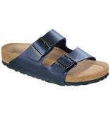Birkenstock Birkenstock Arizona blue with soft insole for normal feet