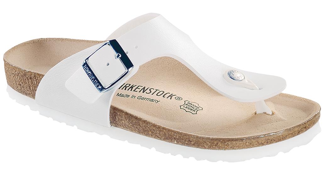 Birkenstock Ramses white for normal feet