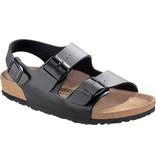 Birkenstock Birkenstock Milano zwart voor normale voet