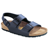 Birkenstock Birkenstock Milano blue for normal feet