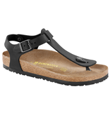 Birkenstock Birkenstock Kairo black oiled leather for narrow feet