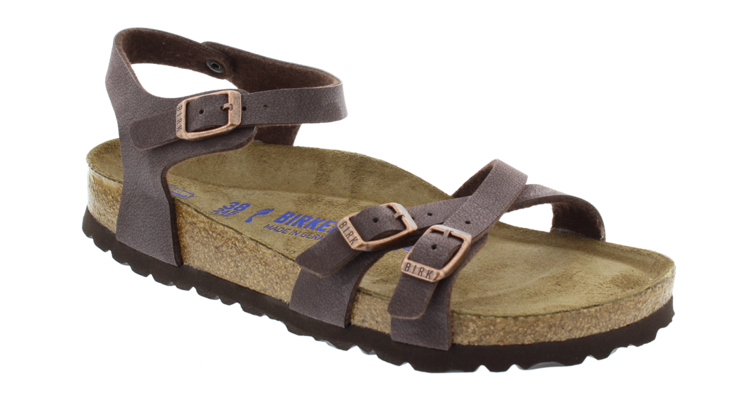 Birkenstock Kumba nubuck habana soft footbed for normal feet