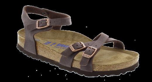 Birkenstock Birkenstock Kumba nubuck habana soft footbed for normal feet