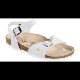 Birkenstock Rio white for normal feet