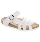 Birkenstock Birkenstock Pisa white for normal feet