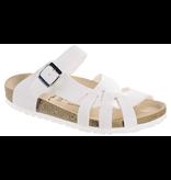 Birkenstock Birkenstock Pisa wit voor normale voet