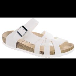 Birkenstock Pisa wit voor normale voet