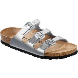 Birkenstock Florida silver for normal feet