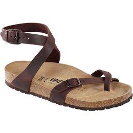Birkenstock Yara Habana oiled leather for normal feet