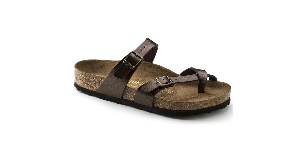 Birkenstock Mayari Graceful Toffee voor normale voet
