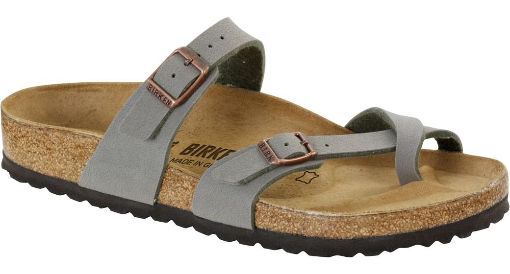 Birkenstock Mayari Stone voor normale voet