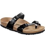 Birkenstock Birkenstock Mayari zwart lak voor normale voet