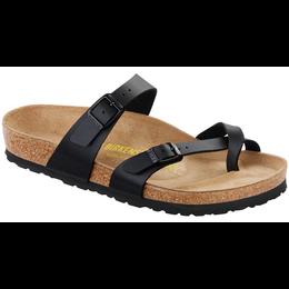 Birkenstock Mayari black for normal feet