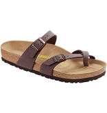 Birkenstock Birkenstock Mayari nubuck mocca for normal feet