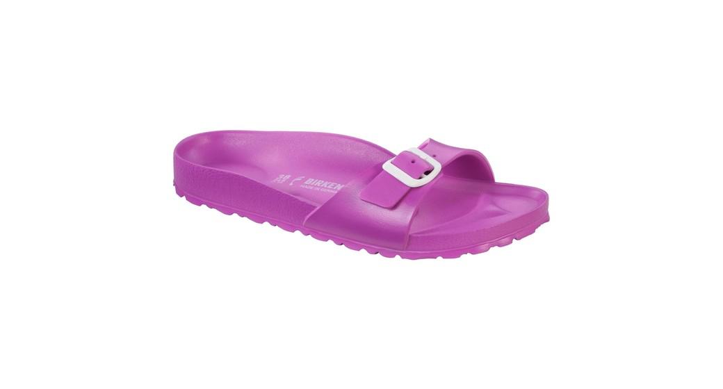 Birkenstock Madrid eva Pink for normal feet