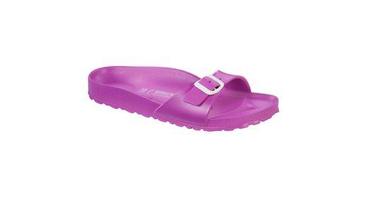 Birkenstock Birkenstock Madrid eva Pink voor normale voet